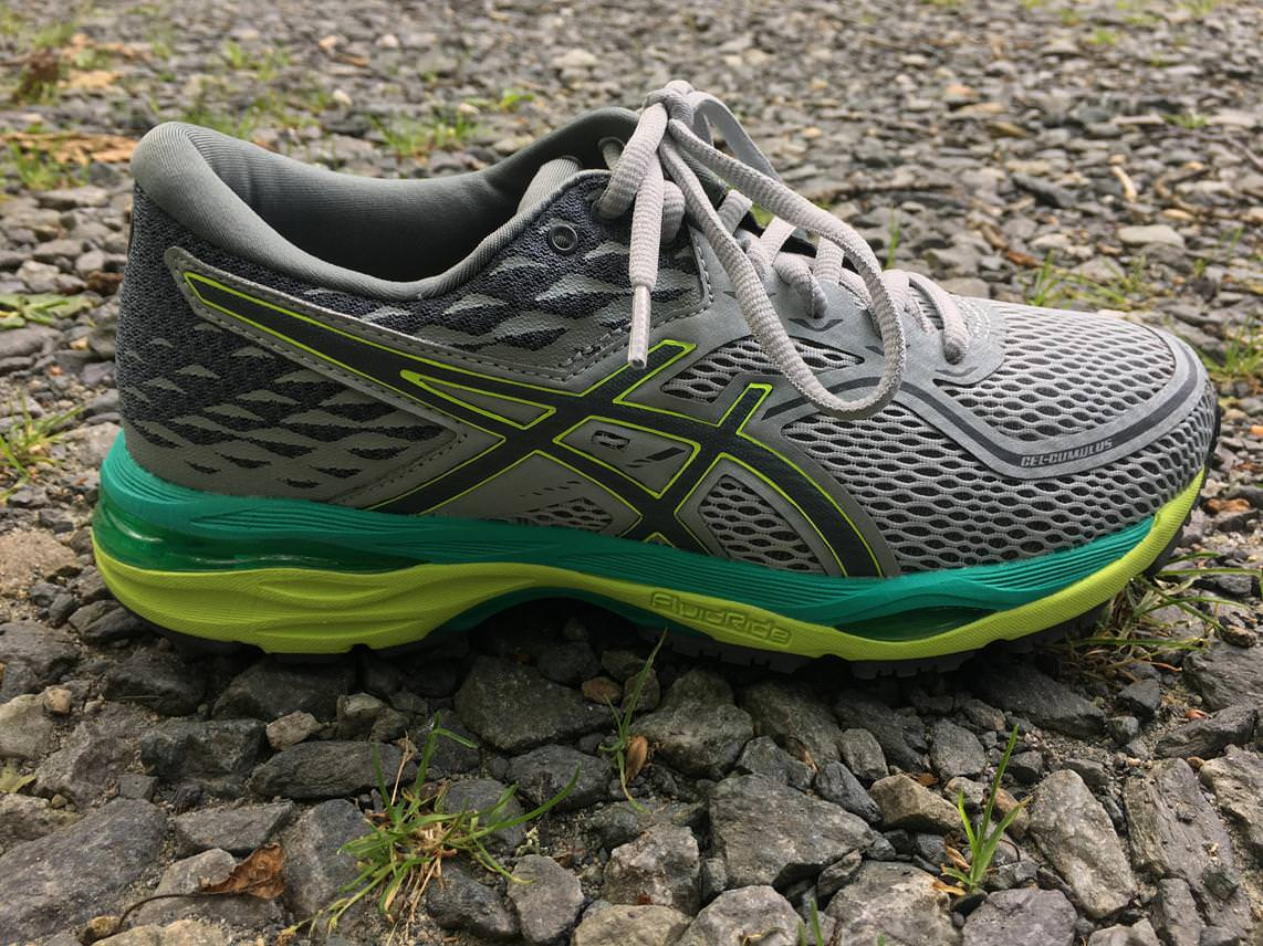 asics kayano 19 damen test
