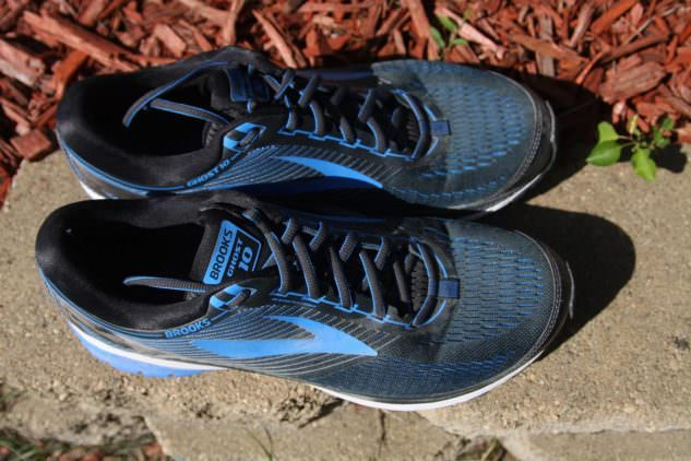 Brooks Ghost 10 - Top