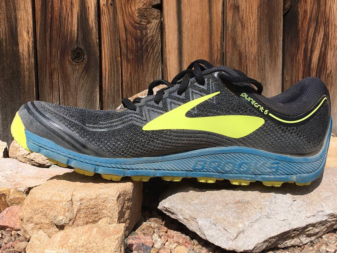 17a16007622dc Brooks PureGrit 6 - Medial Side