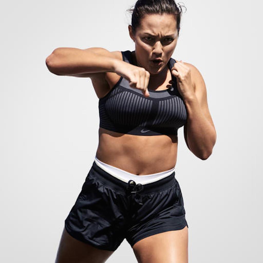 Nike FE/NOM Flyknit Bra