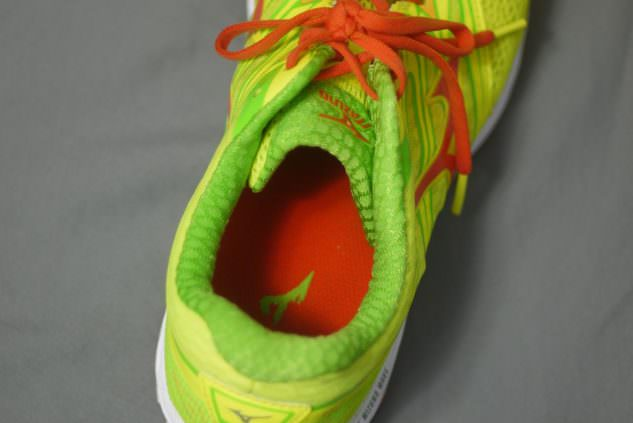 Mizuno Wave Shadow - Inside