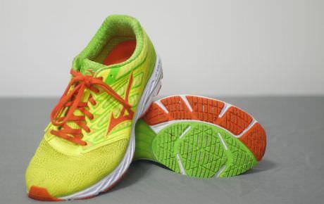 mizuno trail shoes review