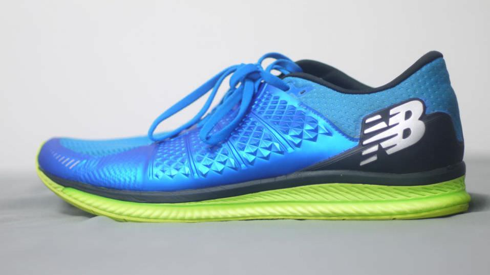 New Balance Fuelcell - Lateral Side