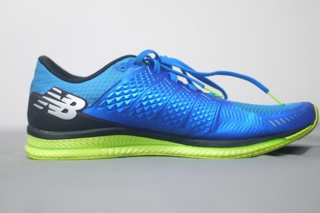 New Balance Fuelcell - Medial Side