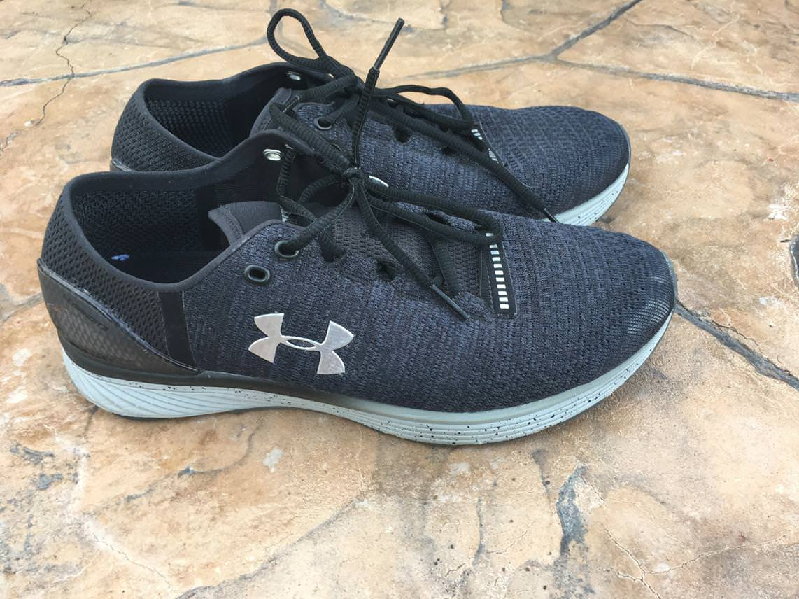 f4e4b6c6ff Under Armour Charged Bandit 3 - Lateral Side