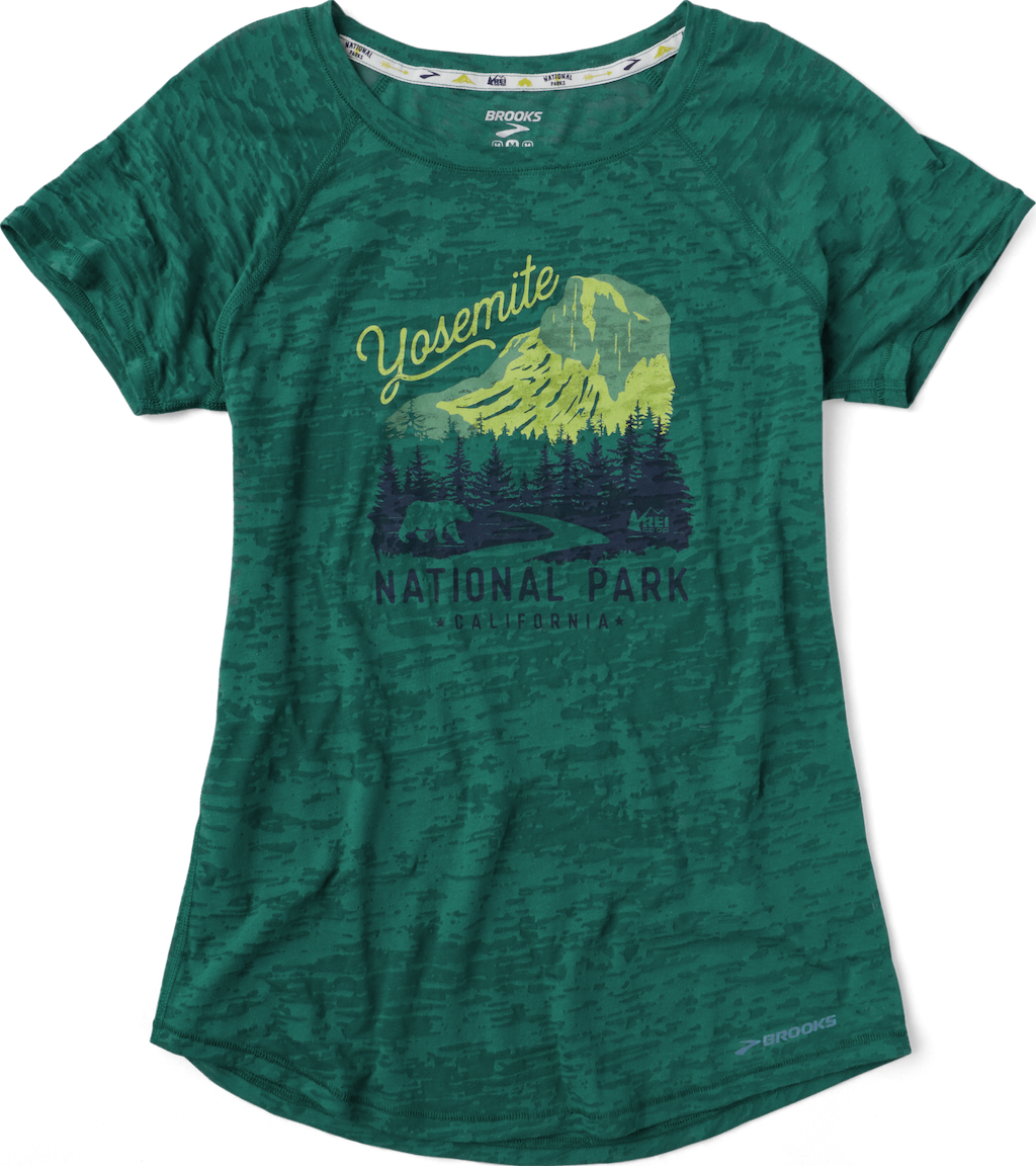 Brooks Yosemite National Park Women's T-Shirt