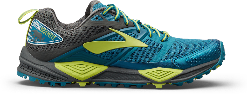 Brooks Cascadia 12 Yosemite National Park Trail-Running Shoes