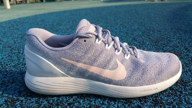 Nike Lunarglide 9 - Lateral Side