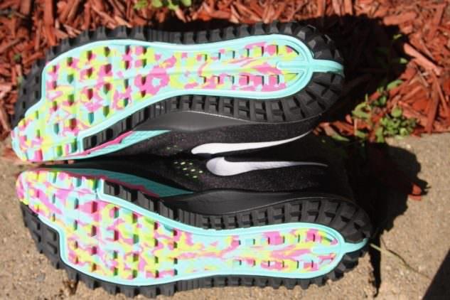 Nike Terra Kiger 4 - Sole