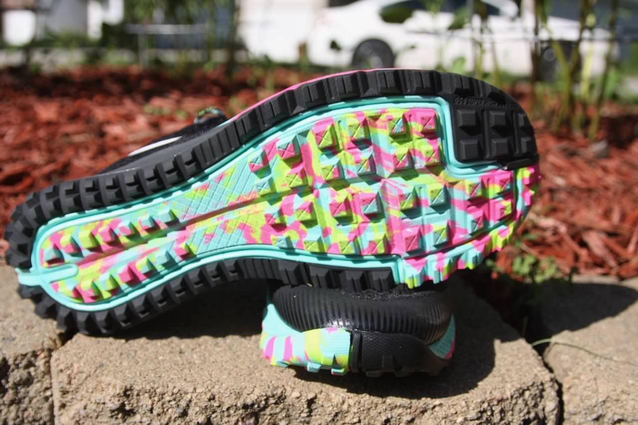 3b717b6eeb6ad Nike Terra Kiger 4 - Sole and Toe
