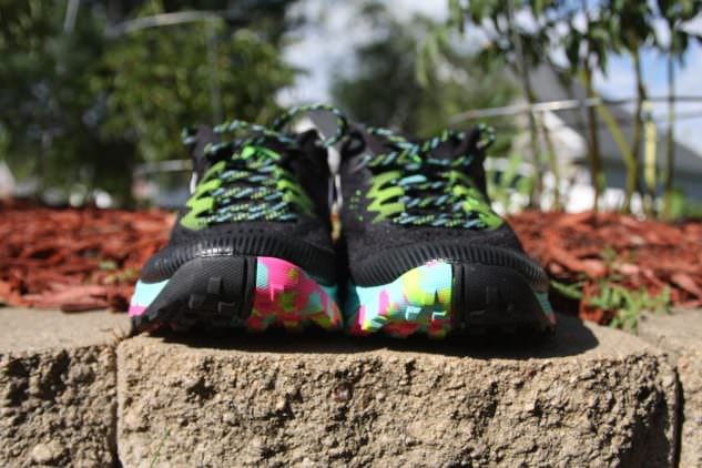 Nike Terra Kiger 4 - Toe