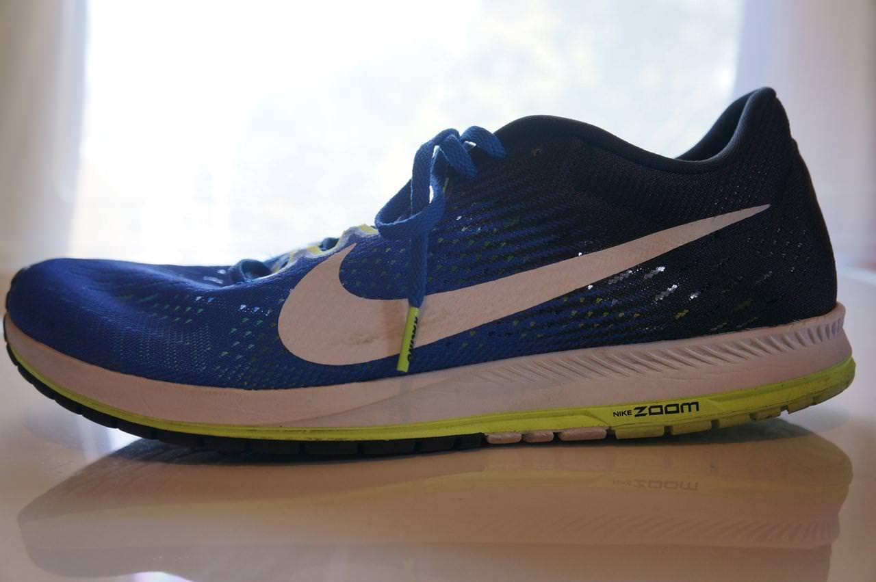 new style ef058 4739d Nike Zoom Streak 6 - Medial Side