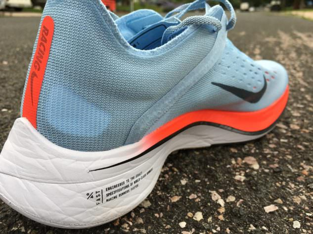 Nike Zoom Vaporfly 4% - Medial Side