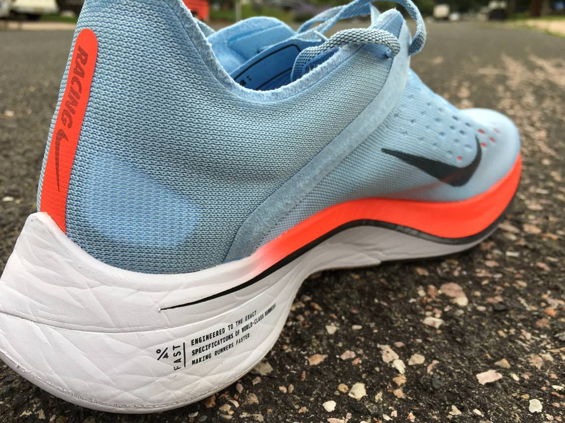 b4c8aadb1 Nike Zoom Vaporfly 4% | Running Shoes Guru