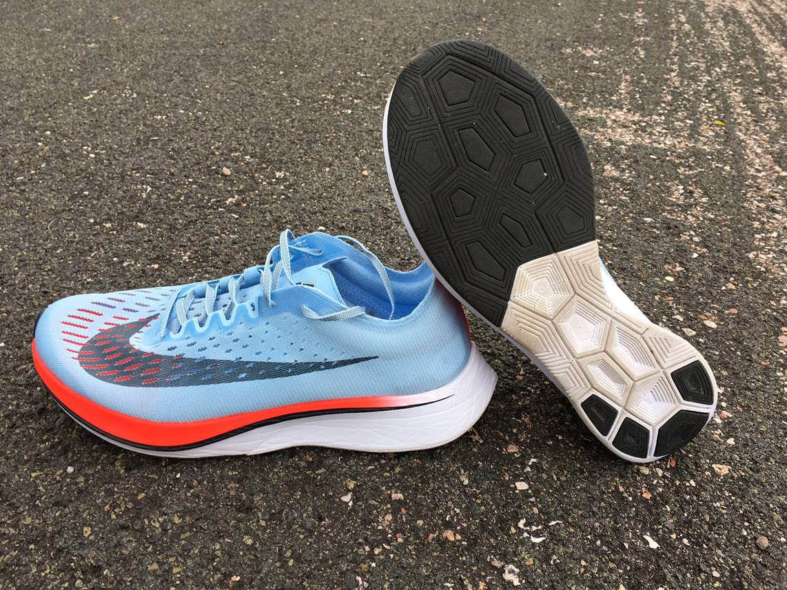 a929d64d840cd Nike Zoom Vaporfly 4% - Pair