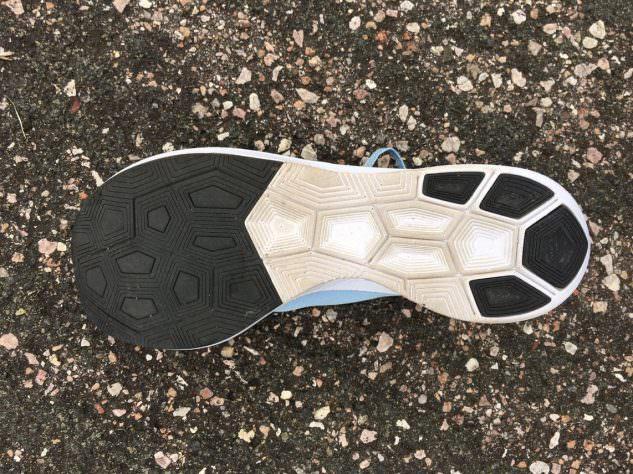Nike Zoom Vaporfly 4% - Sole