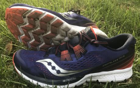 best cushioned saucony running shoes