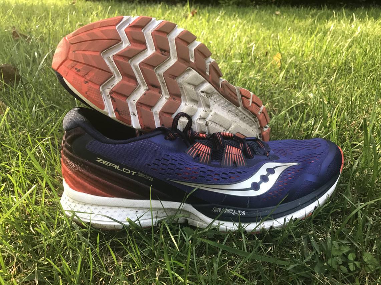abc78ff5 Saucony Zealot ISO 3 Review | Running Shoes Guru