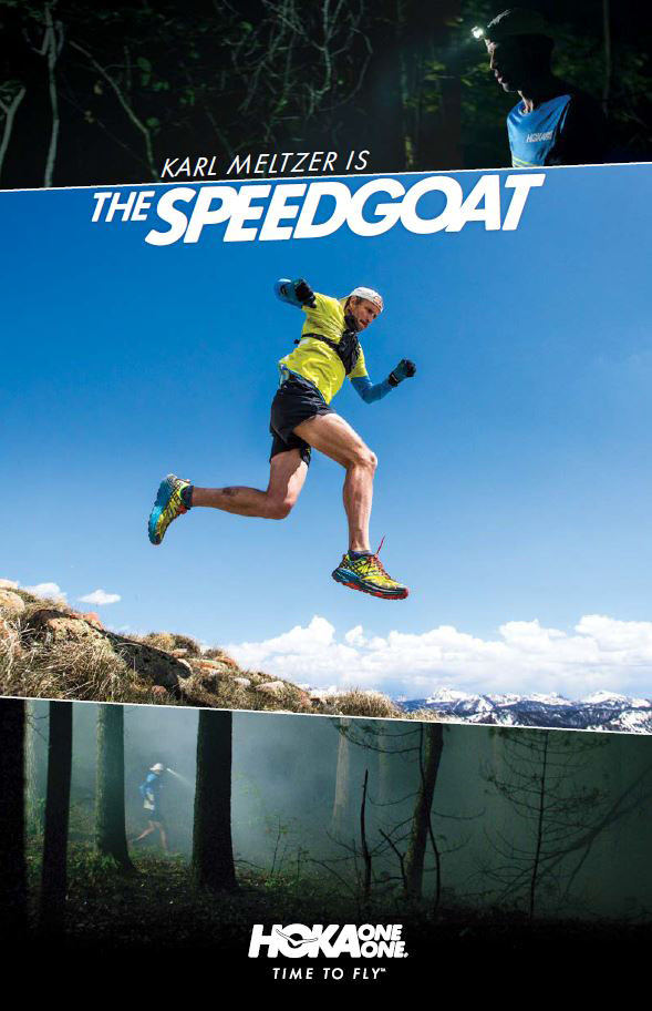 Speedgoat Film Poster