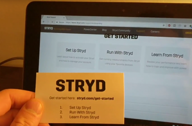 STRYD - Review | Running Shoes Guru