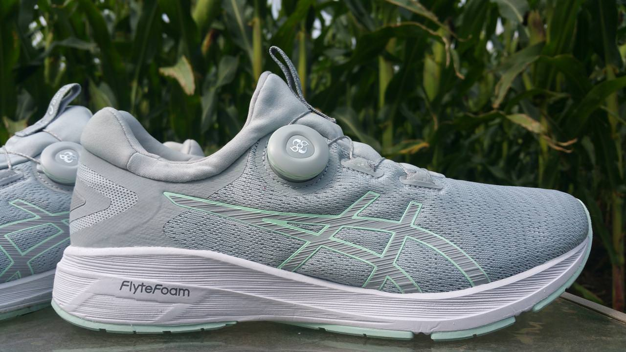d9c03135ca8a Asics Dynamis - Lateral Side