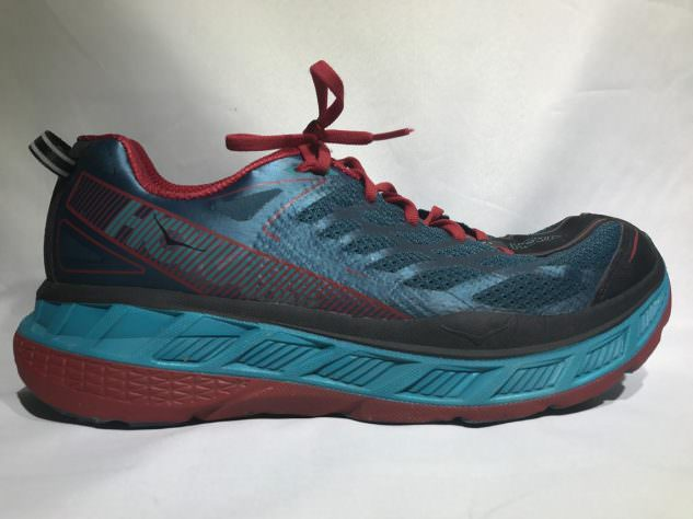 Hoka One One Stinson ATR 4 - Lateral Side