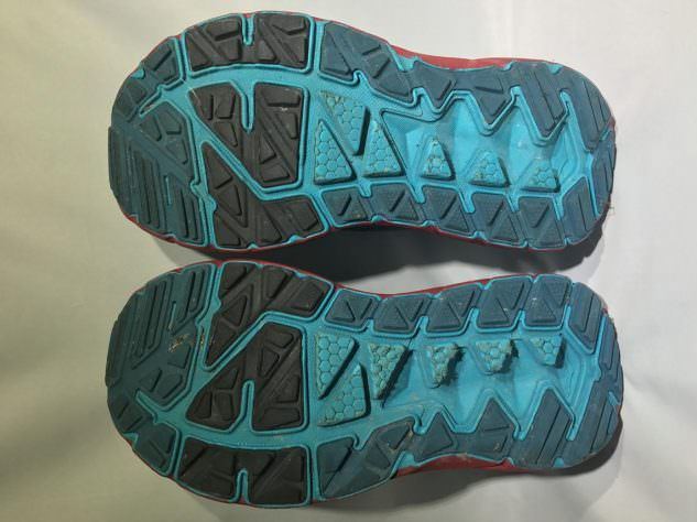 Hoka One One Stinson ATR 4 - Sole