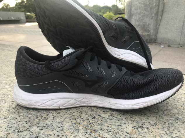 Mizuno Wave Sonic - Medial Side