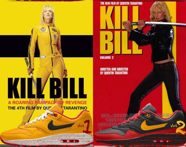 uitvoeren Shoes geïnspireerd door Guru 9 Nike films Tarantino Custom H8PwZxqSn
