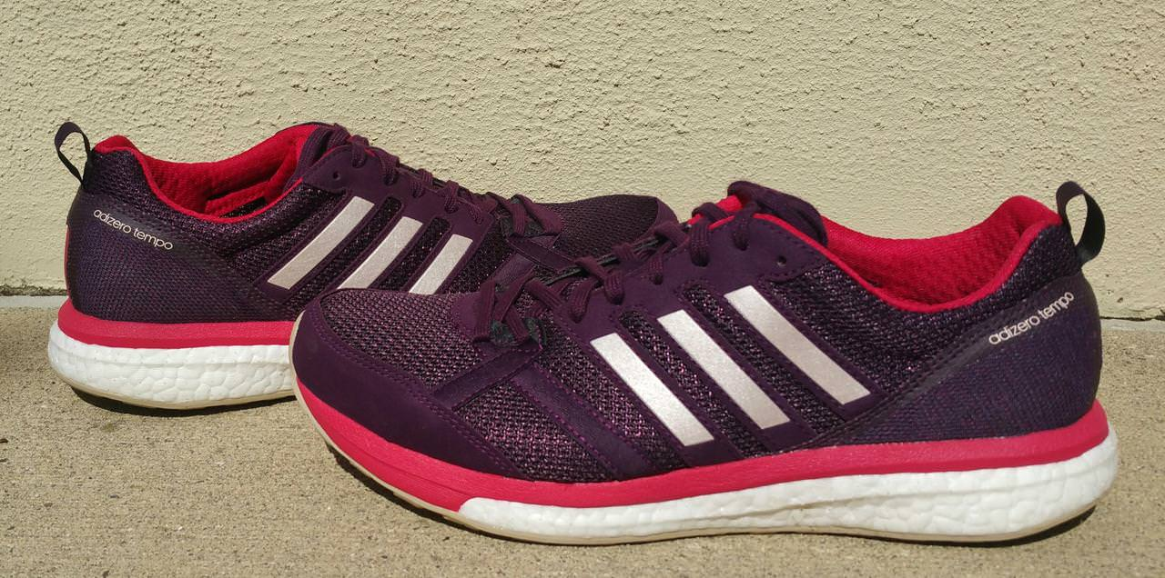 wholesale dealer 91187 bacbe Adidas Adizero Tempo 9 Review | Running Shoes Guru
