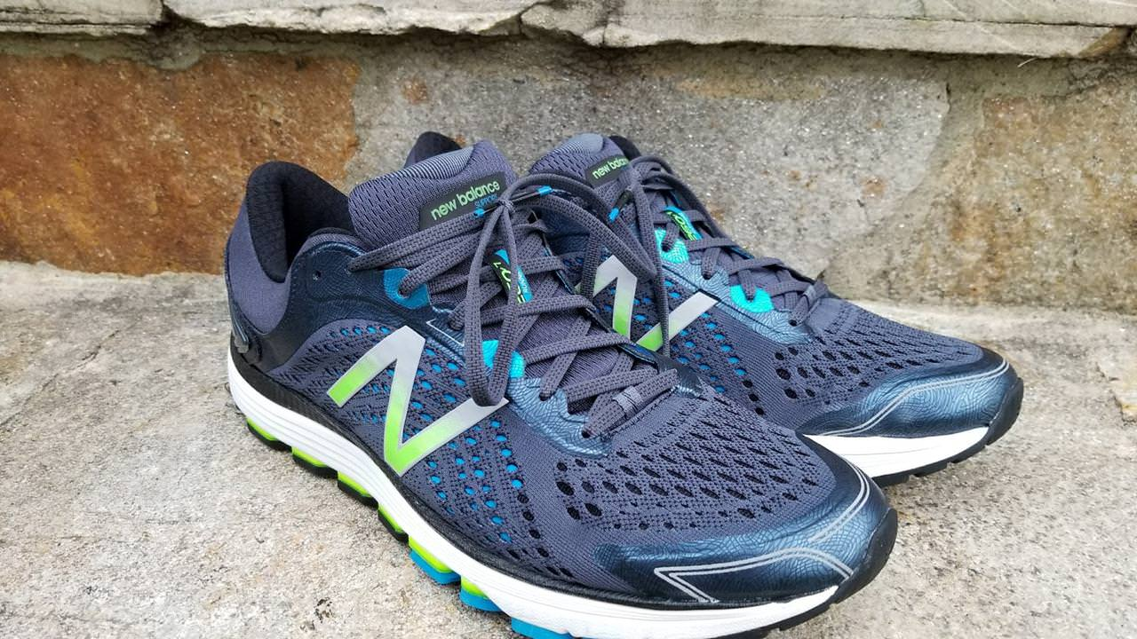 New Balance 1260v7 - Lateral Side