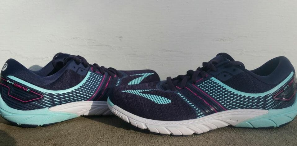 14100114072 ... Brooks Pure Cadence 6 - Lateral Side