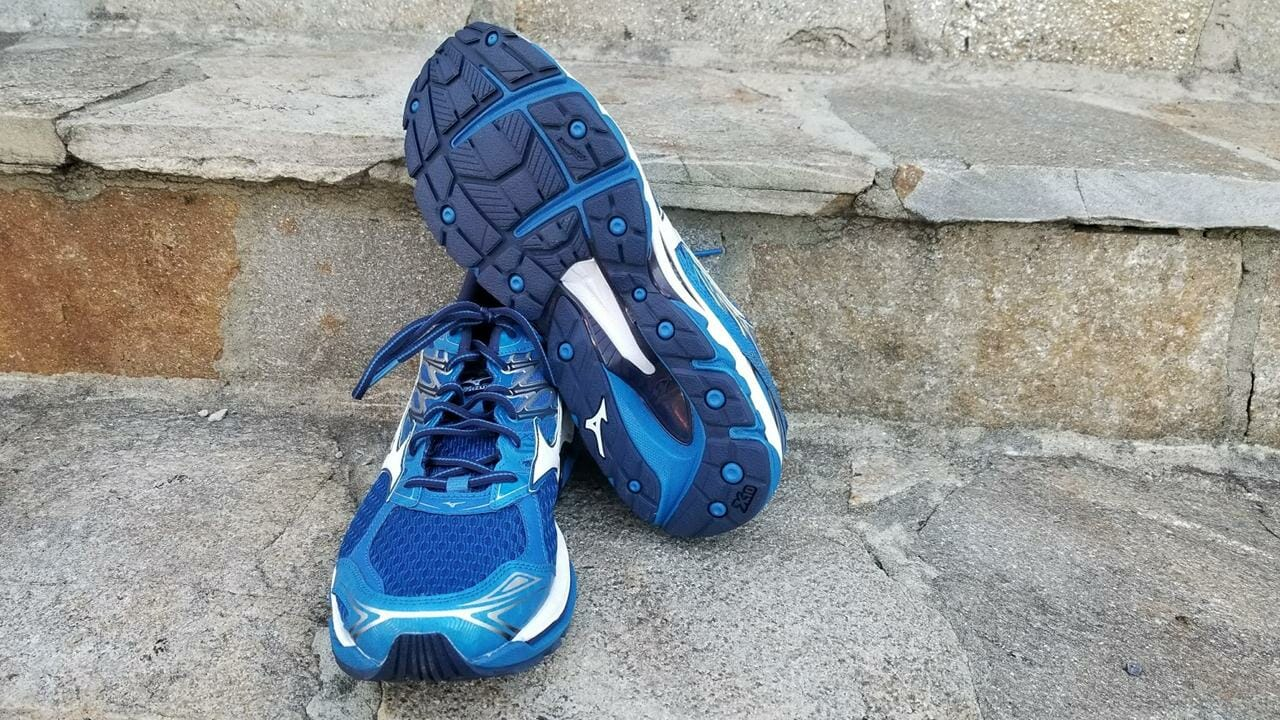 Mizuno Wave Paradox 4 - Pair