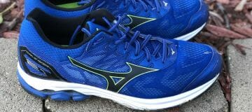 Mizuno Wave Rider 21 Review