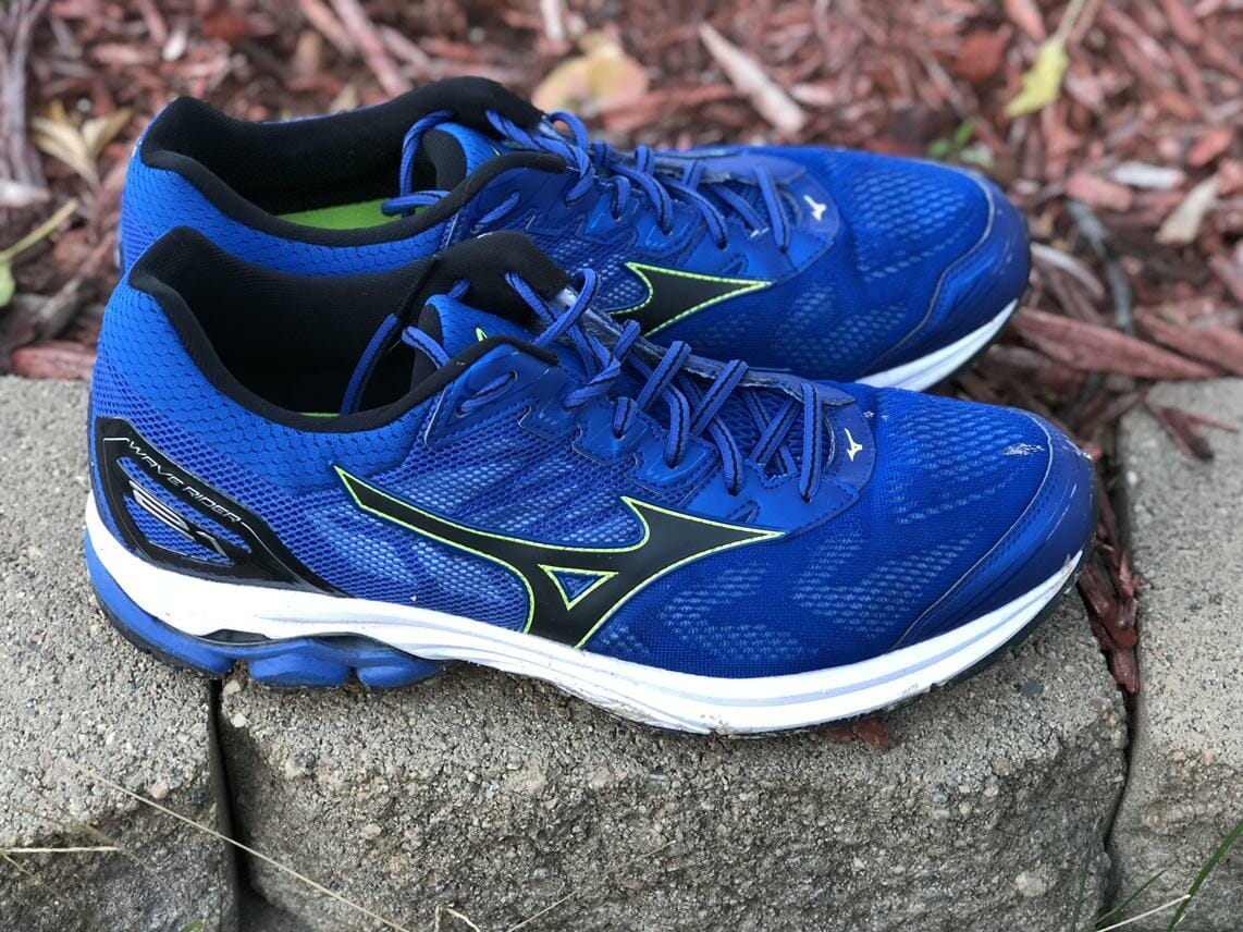 mizuno wave inspire test
