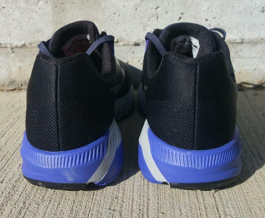Nike Zoom Structure 21 - Heel