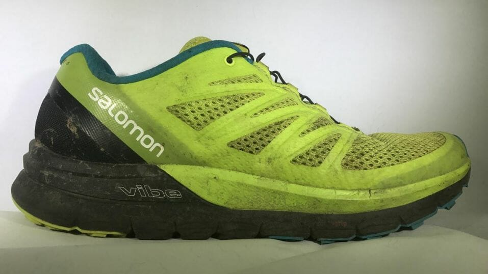 Salomon Sense Pro Max - Lateral Side