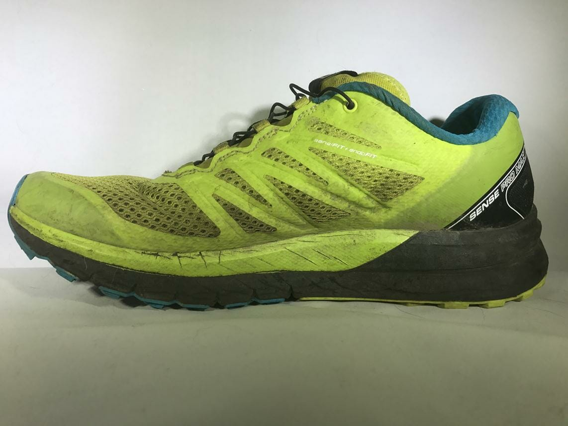 Salomon Sense Pro Max - Medial Side