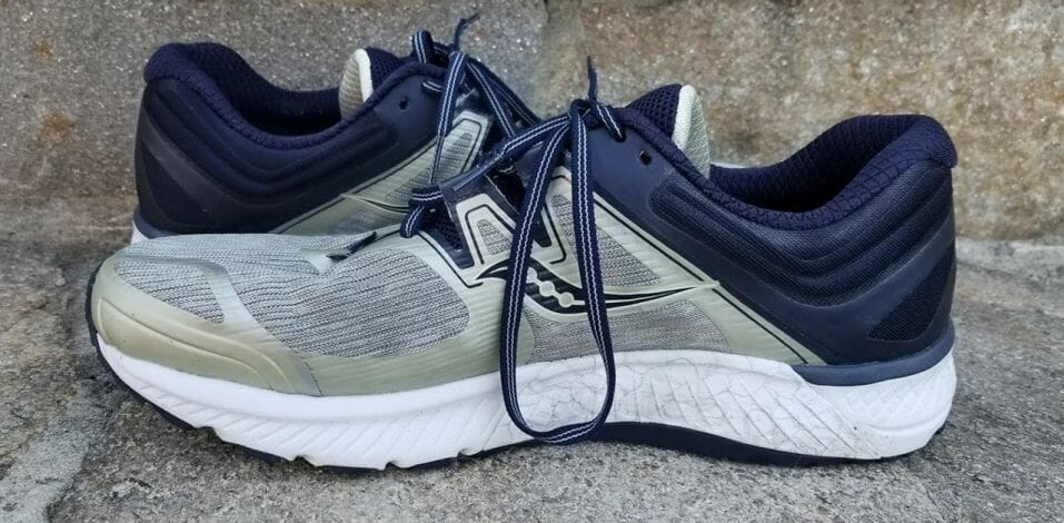 Saucony Guide ISO - Medial Side