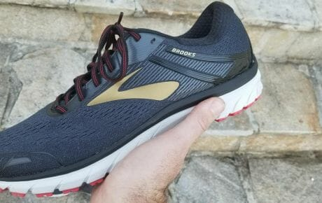 At a lower price point than most of its direct competitors, offers serious  stability in a nice cushioned ride.
