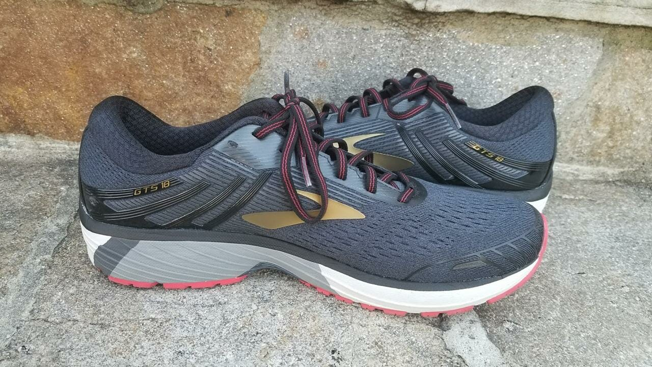 Brooks Adrenaline GTS 18 - Medial Side