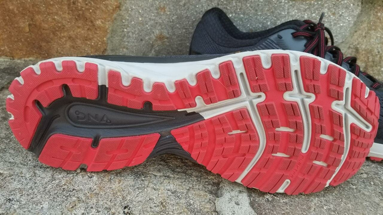 Brooks Adrenaline GTS 18 - Sole