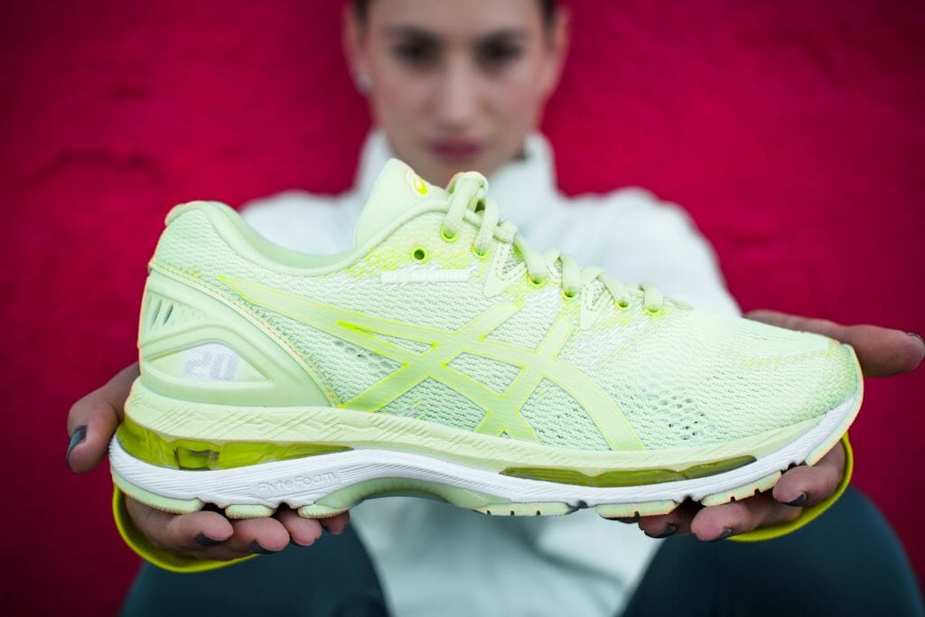 ASICS releases new edition of its GEL-NIMBUS series. | Running Shoes Guru