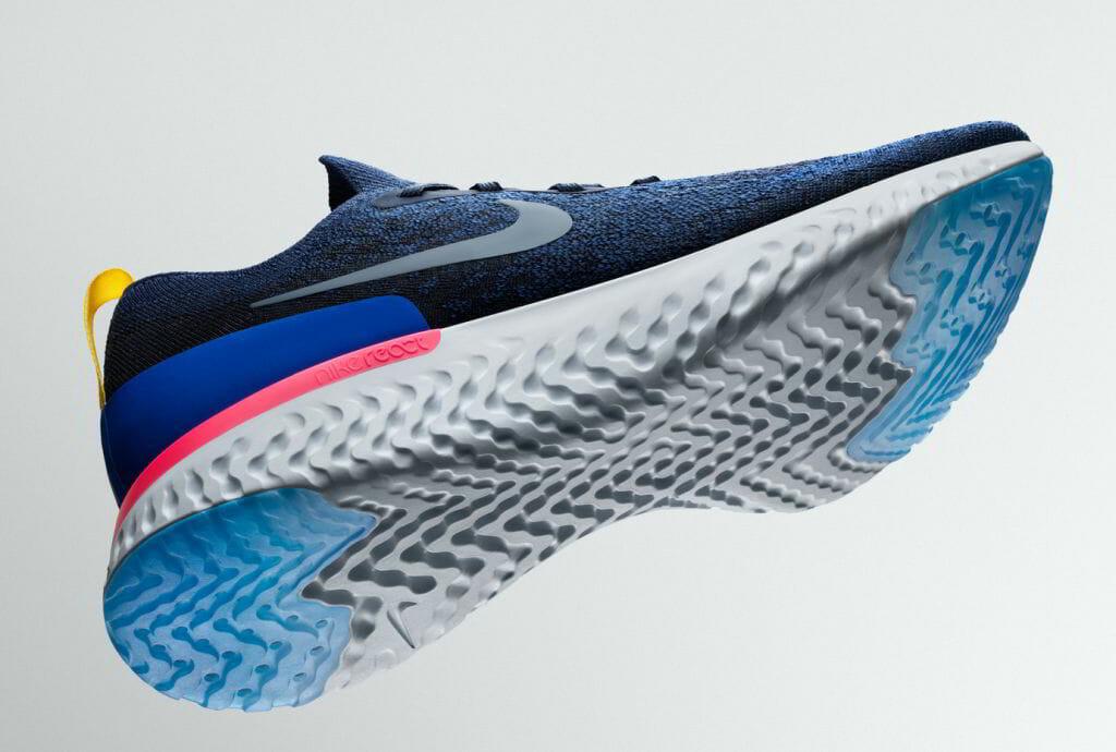 Nike Epic Flyknit React