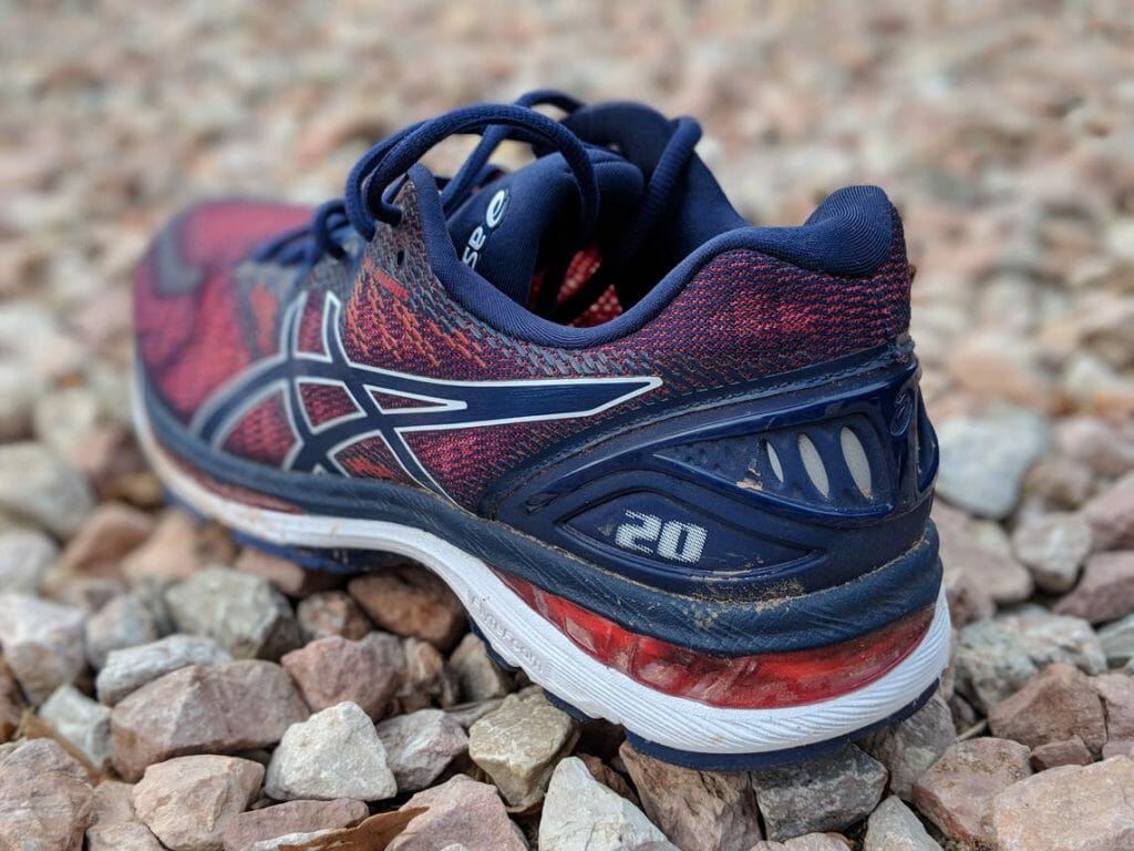 6d65730e Asics Gel Nimbus 20 Review | Running Shoes Guru