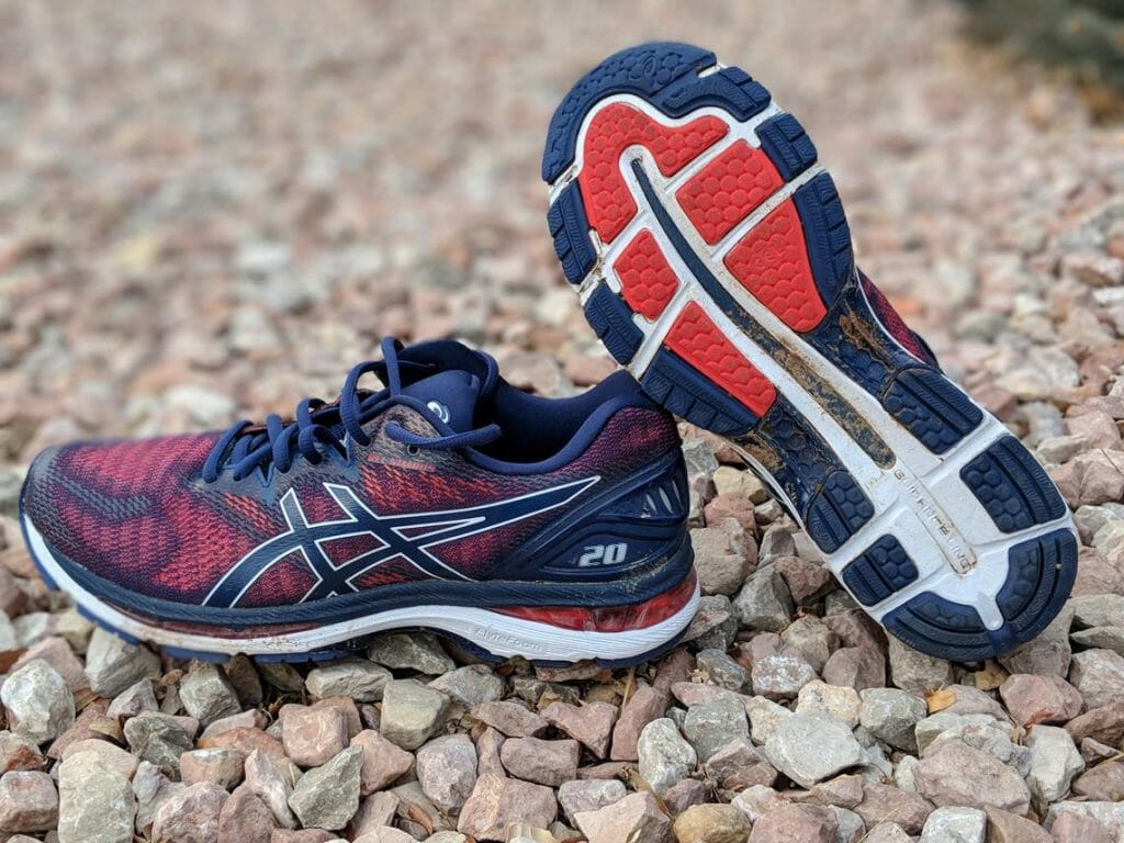 Asics Gel Nimbus 20 Review  2e46b740de1c5