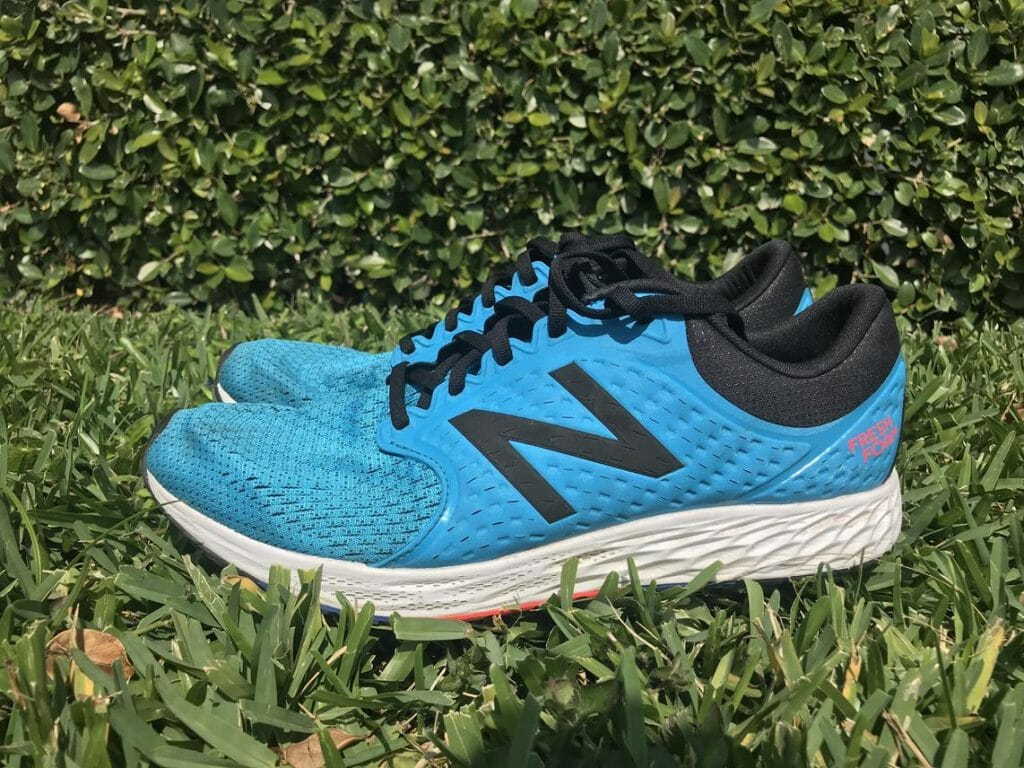 New Balance Fresh Foam Zante v4 - Lateral Side