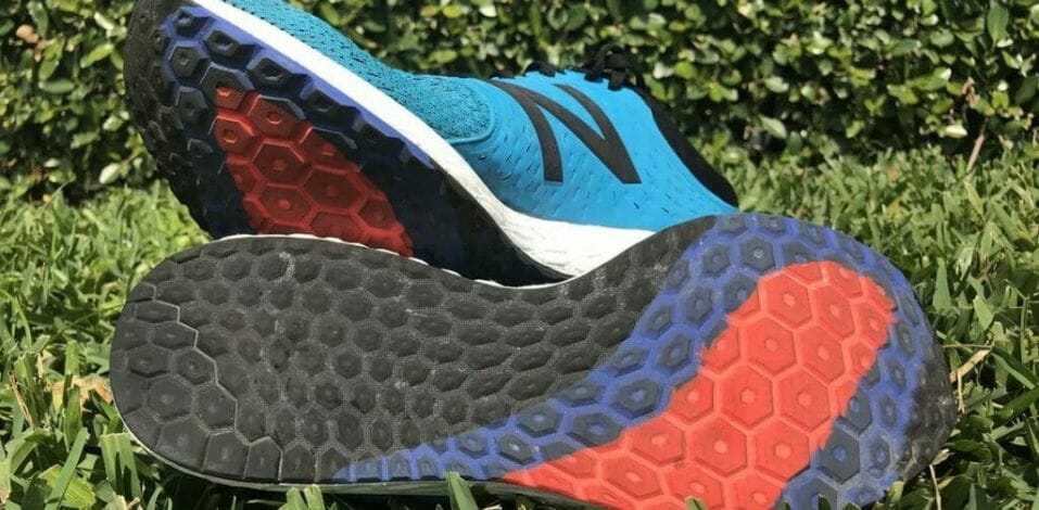 New Balance Fresh Foam Zante v4 - Sole