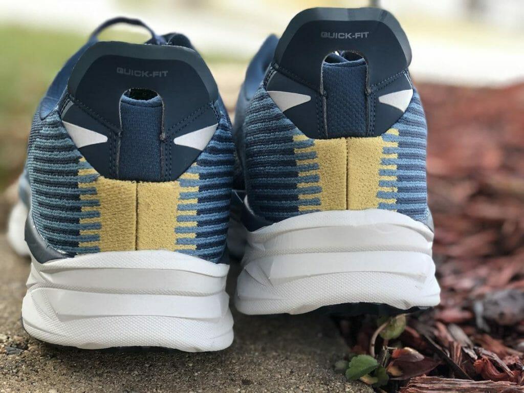Skechers GoRun Ultra R2 - Heel