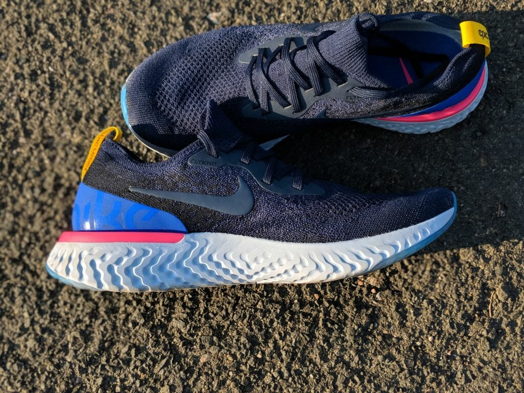 hot sale online 26efc 213bf nike epic react flyknit - image04